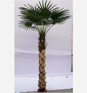 Artificial Fan Palm Tree for Decoration