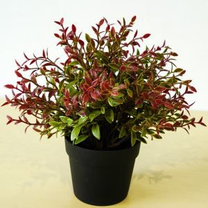 Artificial Small Potted Plant for Desk
